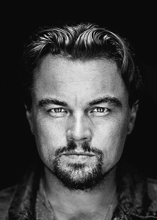 Congratulations to leo image 4096642 by sharleen on for Black and white pictures of celebrities