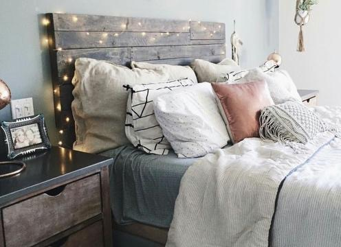 Tumblr heart cute bed chick image 4149332 by helena888 on - Cute bed sets tumblr ...