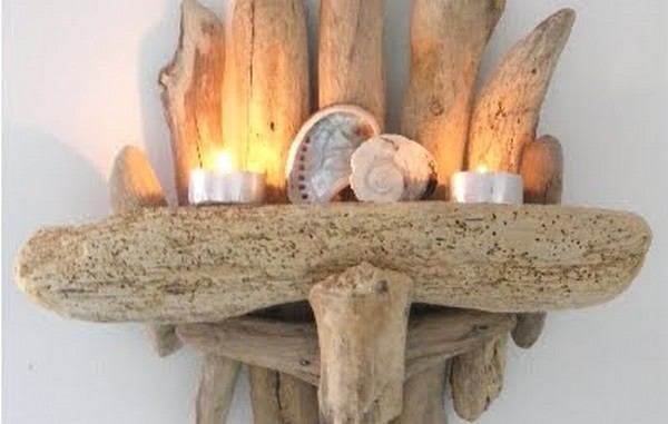 innovative driftwood art ideas recycled things image