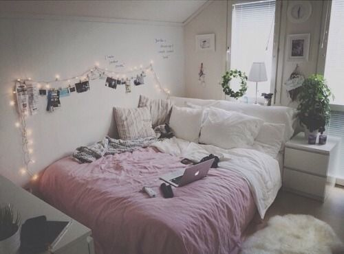 Bedroom inspiration bedroom goals clean teenage for Clean bedroom pictures