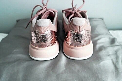 Adidas Shoes Rose Gold