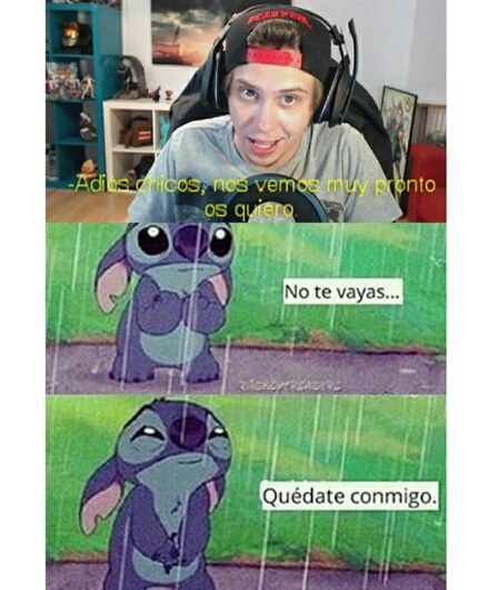 rubius elrubius memes youtuber  image #4275757 by - Hipster Girl Outfit Tumblr