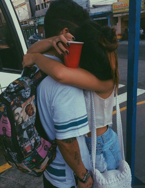 hug, wallpaper, love, relationship goals - image #4286777 by Sharleen on Favim.com