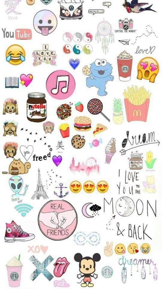 tumblr  emoji  wallpaper  cute  collage image 4305382 skittles candy clipart skittles clip art black and white