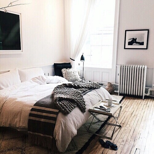 D cor inspiration chambre tumblr blanc image for Chambre instagram