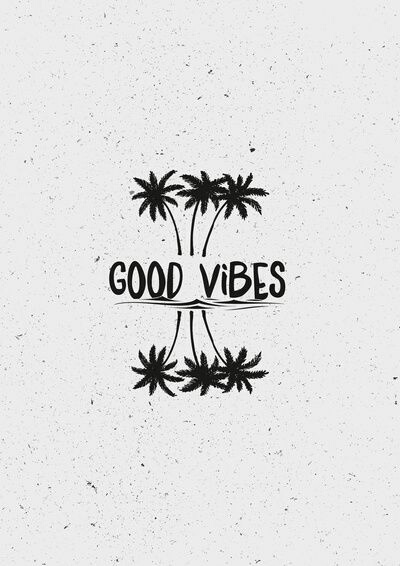 Good Vibes Tumblr Wallpaper Lockscreens Image 4361702