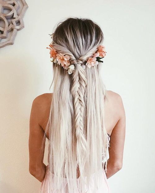 Hairstyle Goals : goals, hair, hairstyles, pretty - image #4440597 by marine21 on Favim ...