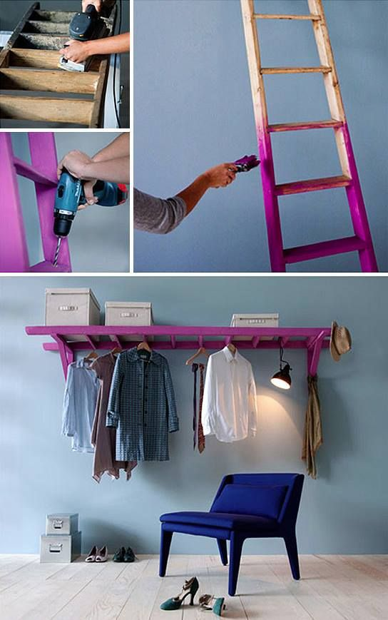 bedroom, closet, clothes, decoration, dyi
