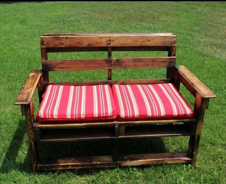 Awesome Pallet Wood Garden Bench Ideas Image 4513592 By Pdpeps Interior Chair Design Pdpepsorg