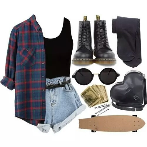 clothes, fashion, ootd, outfit, outfits