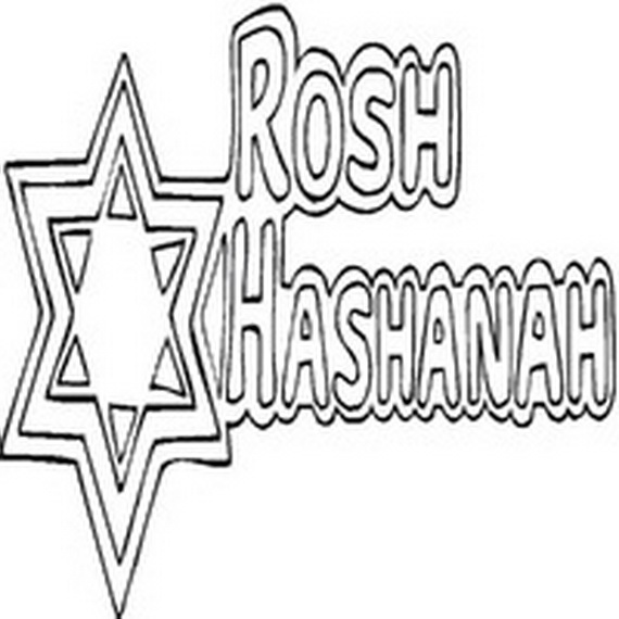 picture relating to Rosh Hashanah Coloring Pages Printable identify Rosh Hashanah Coloring Web pages Totally free Printable Template for