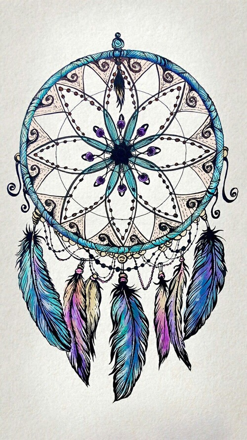 Dream dreamcatcher painting image 4859987 by for What do dreamcatchers do