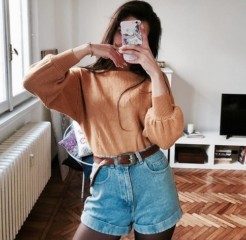 casual, fashion, girl, goals, moda